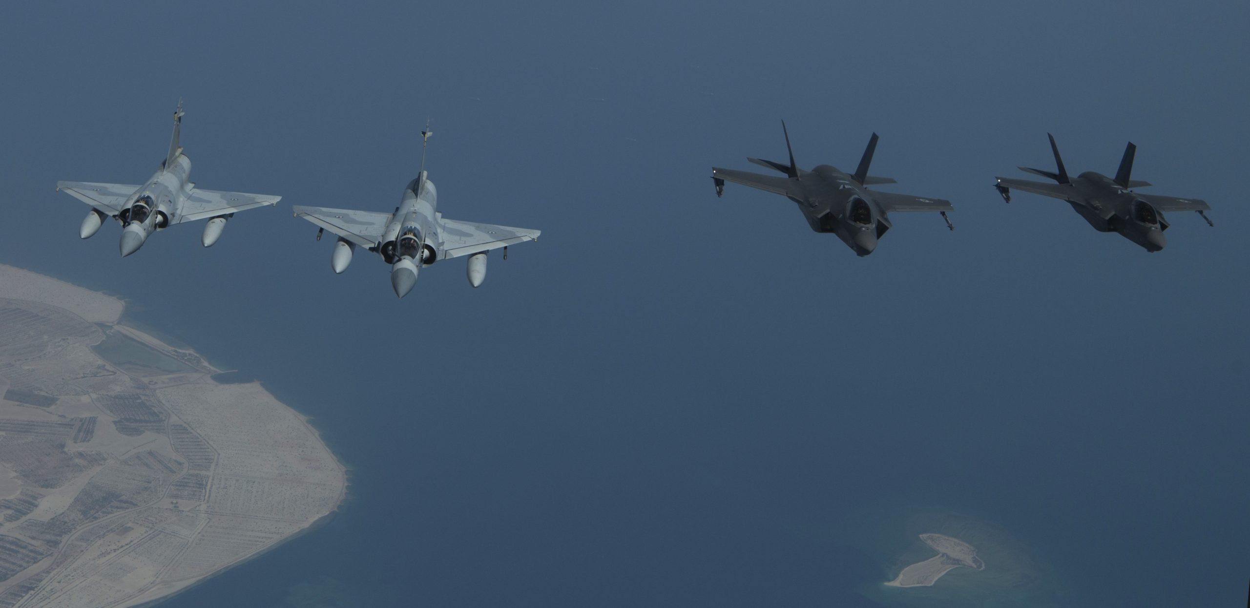 A Final Bit Of Profit: UAE Approved Deal To Purchase 50 F-35 Fighter Jets, 18 MQ-9 Reaper Drones: Reuters report