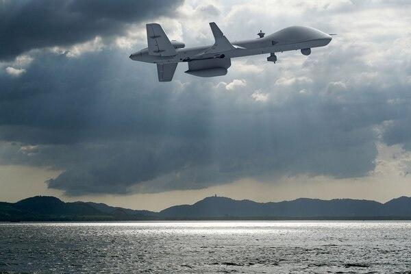 Robot Wars Incoming? U.S. Testing MQ-9B SeaGuardian Anti-Submarine UAV