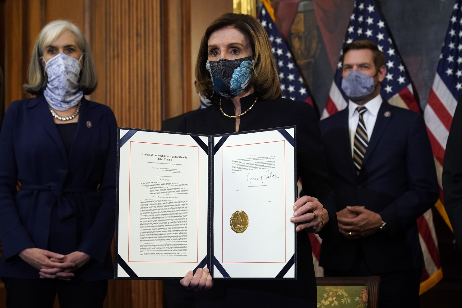 A Sacrifice To The Neo-Liberal Order: Senate Moves Forward With Trump's Retroactive Impeachment