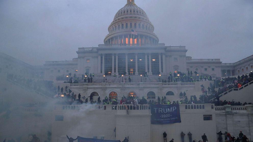 FBI Found No Evidence U.S. Capitol Riot Was Coordinated