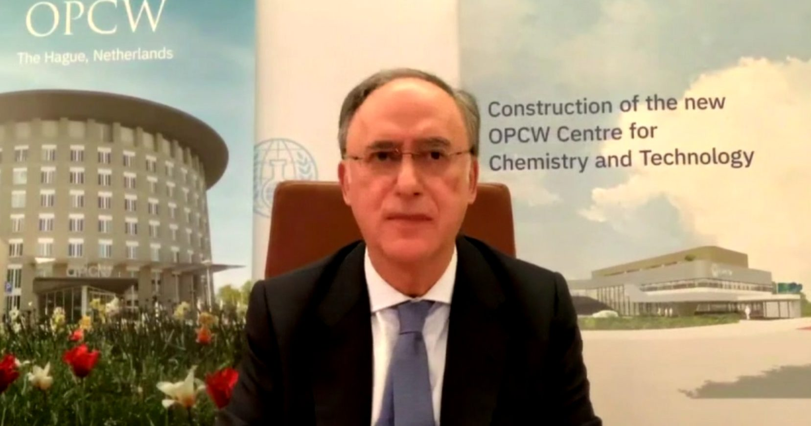 Liar, Liar, Chemicals On Fire: OPCW Chief Dodges Syria Probe Questions, Refuses To Answer Them In Public Hearing