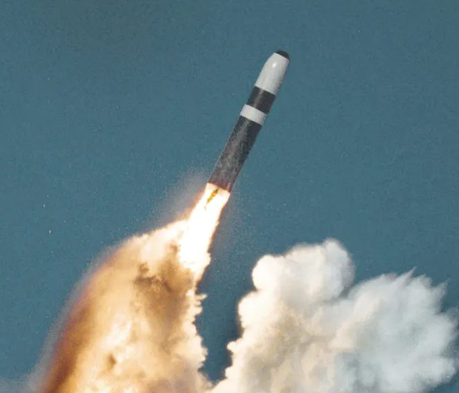 U.S. Navy Works To Improve And Procure 108 New Trident Missiles, Working On Nuclear And Conventional Warheads