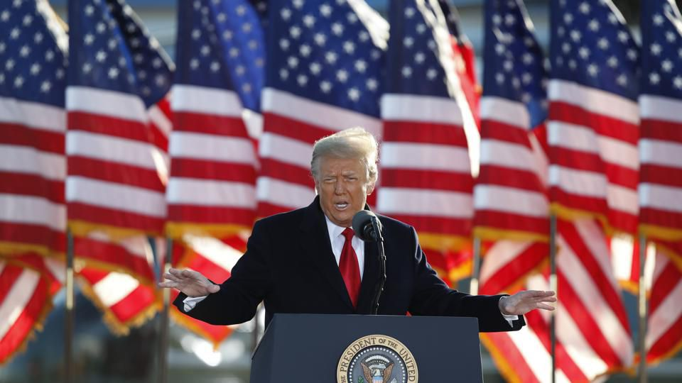 """Trump To Make Return With """"Patriot Party"""", Target Republicans: Washington Post Report"""