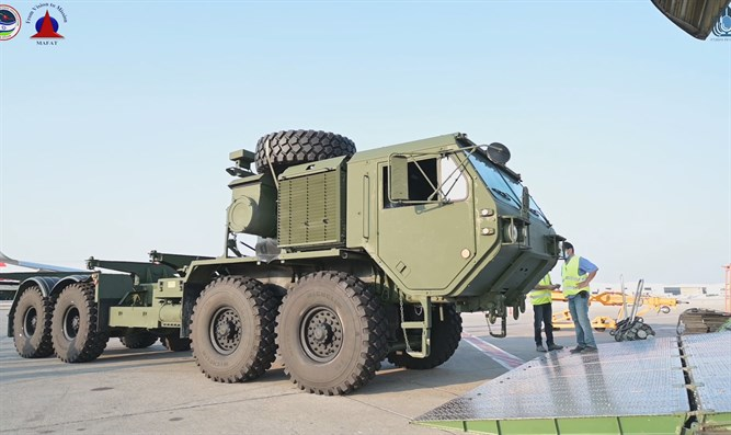 Israel Delivers Second Iron Dome Defense System To The United States