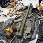 Algerian Army Uncovered Anti-Aircraft Missile Stashed By Terrorists In Northern Region (Photos)