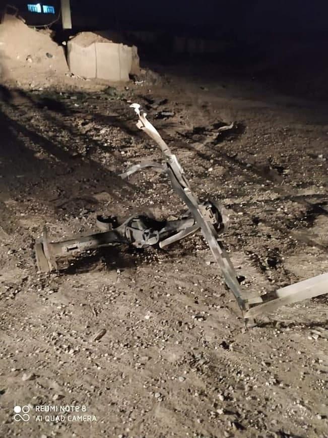 Car Bomb And Gunshots Near Russian Position In Tel Salman, Near Raqqa And Ain Issa