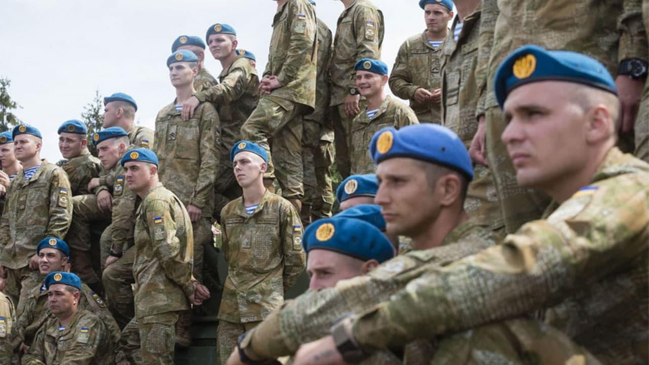 Ukraine Adopts NATO Military Ranks Standard, As U.S. Approves Patrol Boat Delivery To Kiev