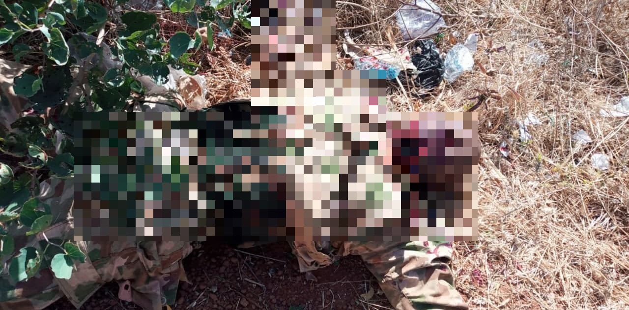ISIS Released Photos Of Recent Attack On Nigerian Troops In Yobe