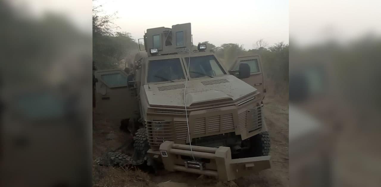 ISIS Shared Photos Of Recent Large Ambush In Nigeria's Borno