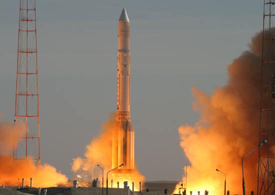 Russia's Aerospace Forces Carried Out 15 Spacecraft Launches, 500,000 Sessions Of Spacecraft Control