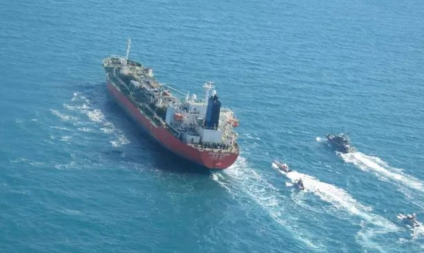 Iran Seizes South Korean-Flagged Tanker, As It Primes To Begin 20% Uranium Enrichment