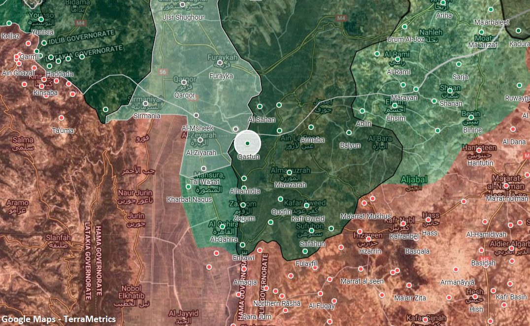 Turkish Military Buildup In Syria's Greater Idlib Continues. Two New Posts Established
