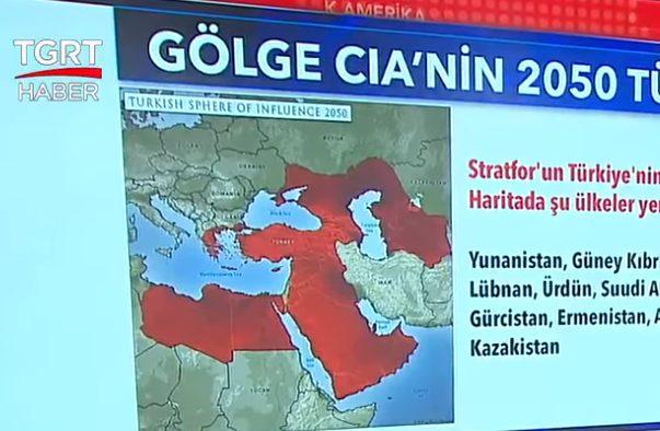Turkey Signals Sweeping Regional Ambitions