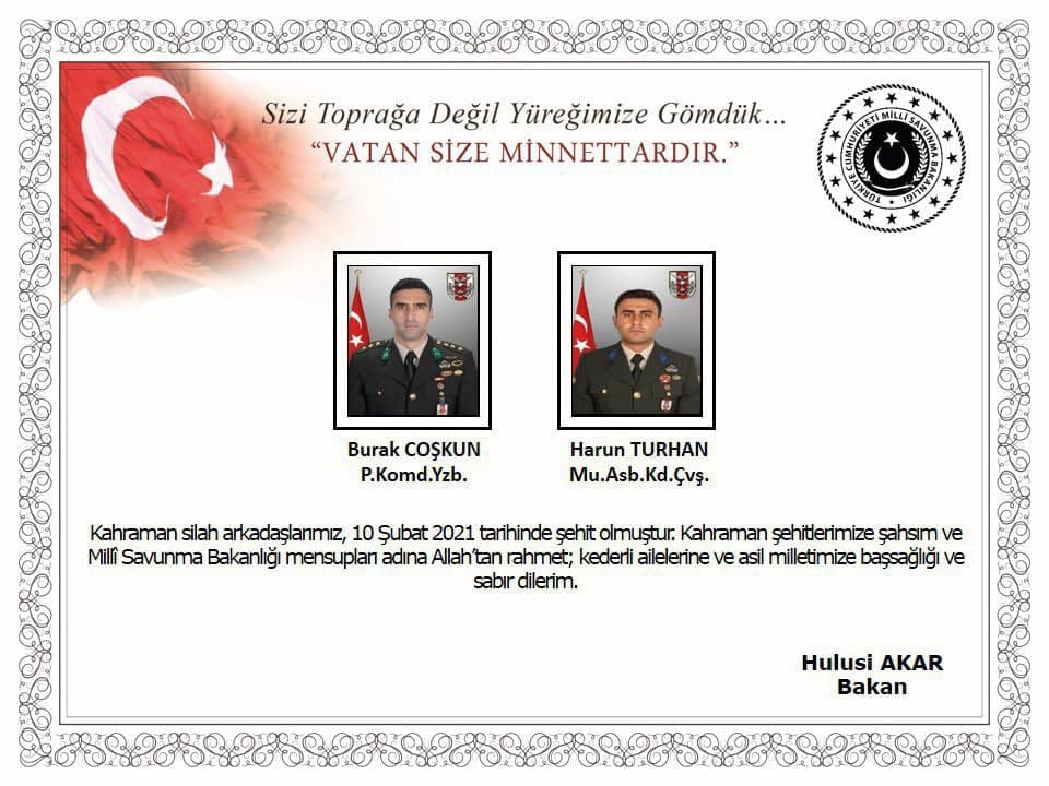 At Least 3 Turkish Soldiers Killed In Ankara's New Push Against PKK