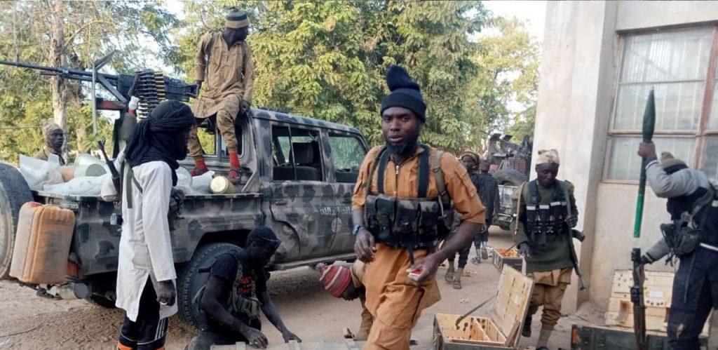 ISIS Militants Raided Christian Town Of Askira In Nigeria (Videos, Photos)
