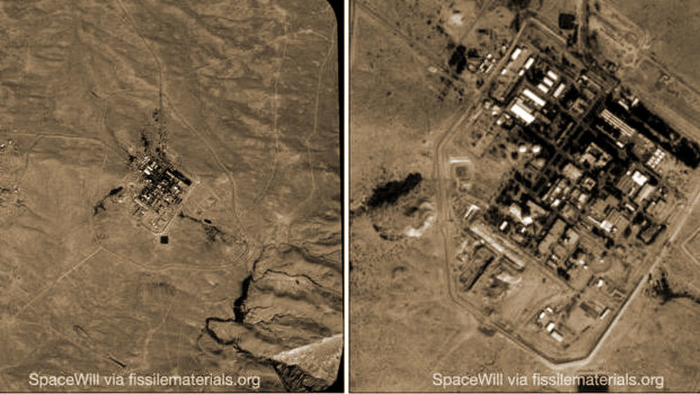 Satellite Images Reveal Large-Scale Infrastructure Expansion At Israel's Dimona Nuclear Facility