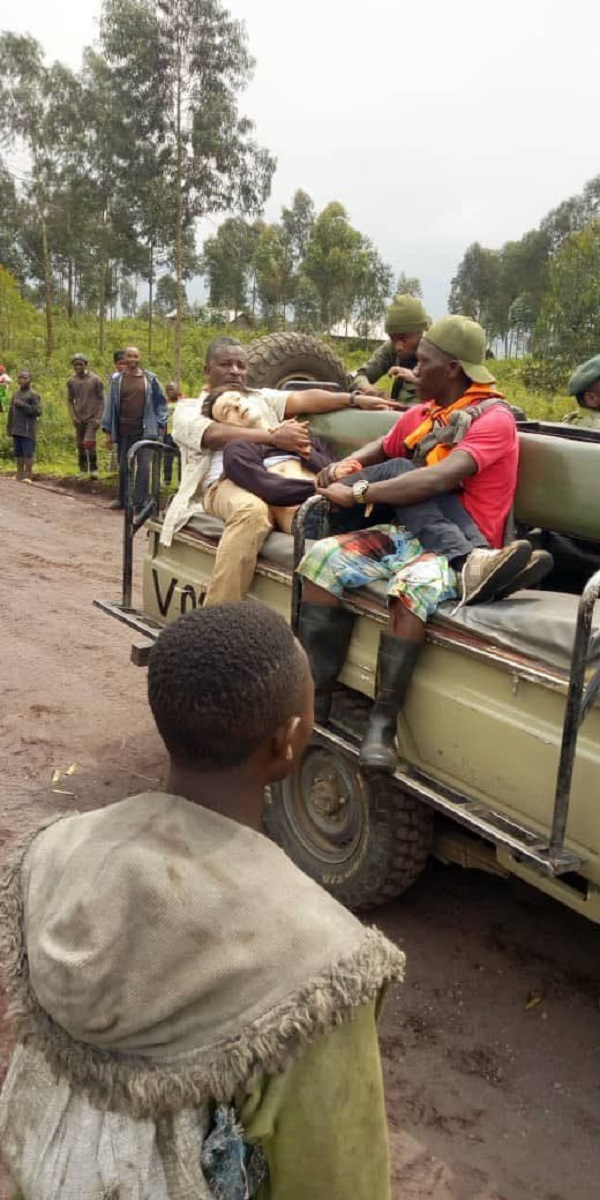 Italian Ambassador To DR Congo Killed In Militant Attack On UN Convoy