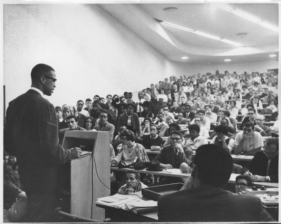 Malcolm X from the Grassroots to the African Revolution