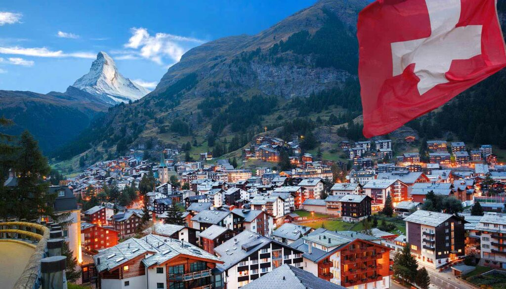 Is Switzerland Sliding into Dictatorship? Social Coercion, Privileges to Those Who Accept the Covid Vaccine