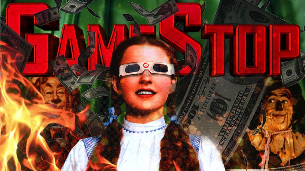 GameStop Or Game Over? Day Traders Take On Wall Street