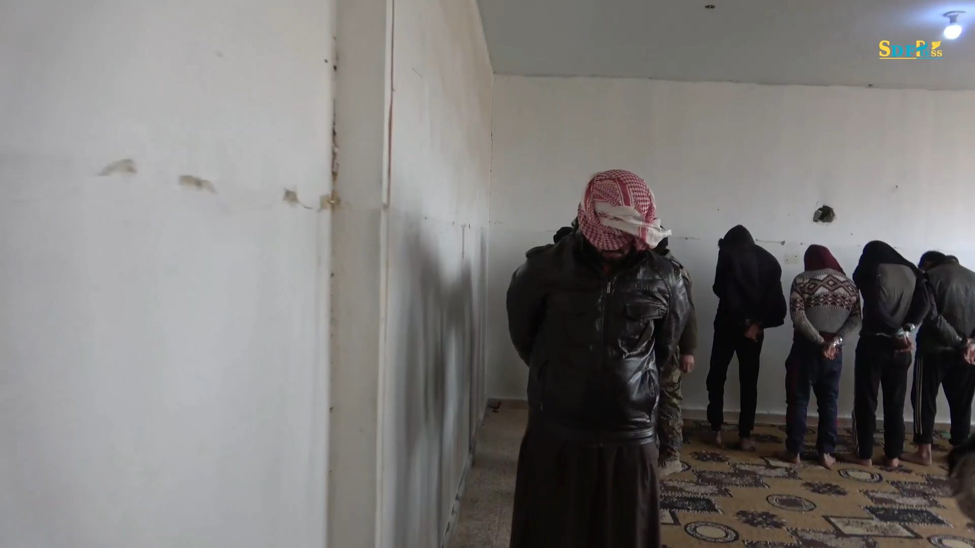 SDF Releases Details Of Its Recent Operation Against ISIS Cells In Deir Ezzor (Video)