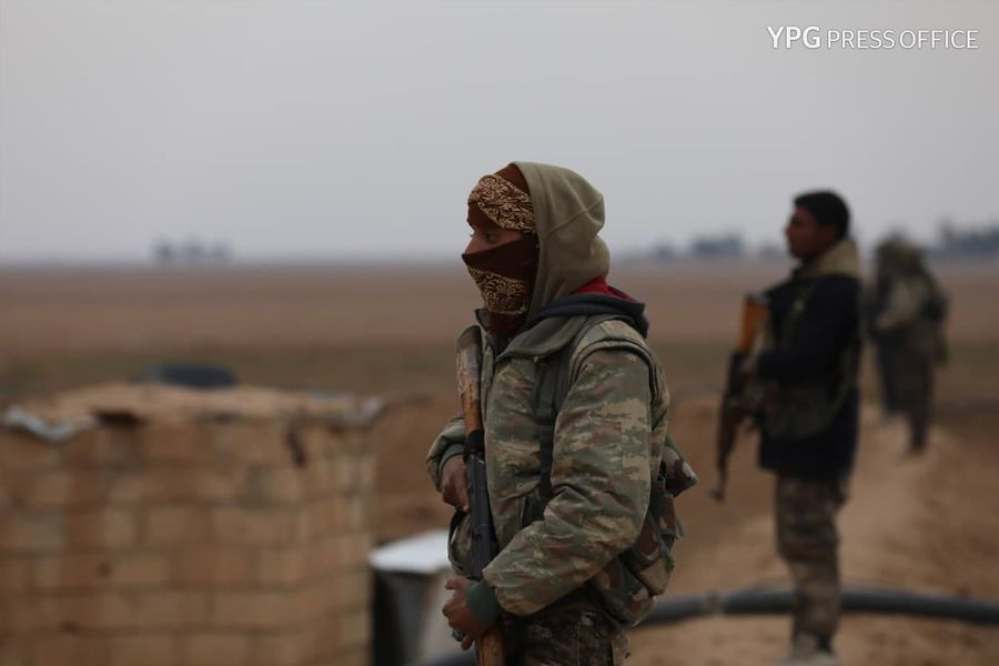 Deir Ezzor Operation: SDF Uncovers Large Tunnel Of ISIS Cells (Video, Photos)