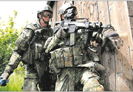 Radio-Electronic Outfitting Of Up-And-Coming Equipment Of Armed Forces Of Leading NATO Member States