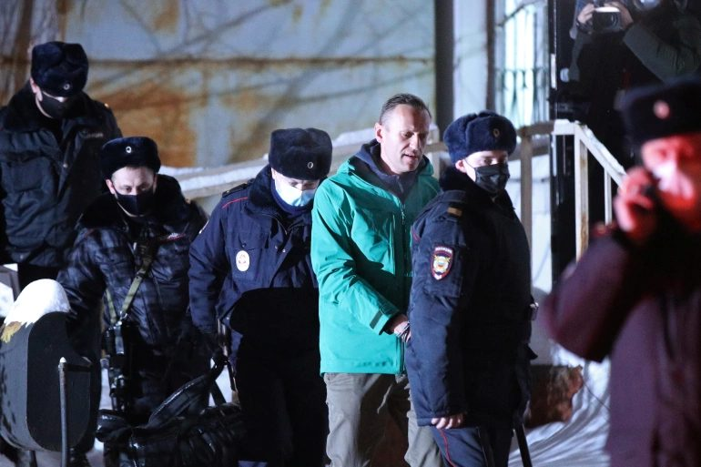 Official Traitors: Navalny's Team Begs EU And US To Impose More Sanctions On Russia