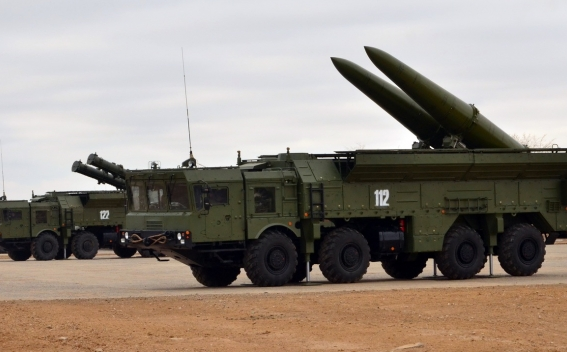 Great New Spin: Pashinyan Blames War Loss On Russia's Iskander Missiles (UPDATED: Armenian General Staff Calls For Resignation Of PM)