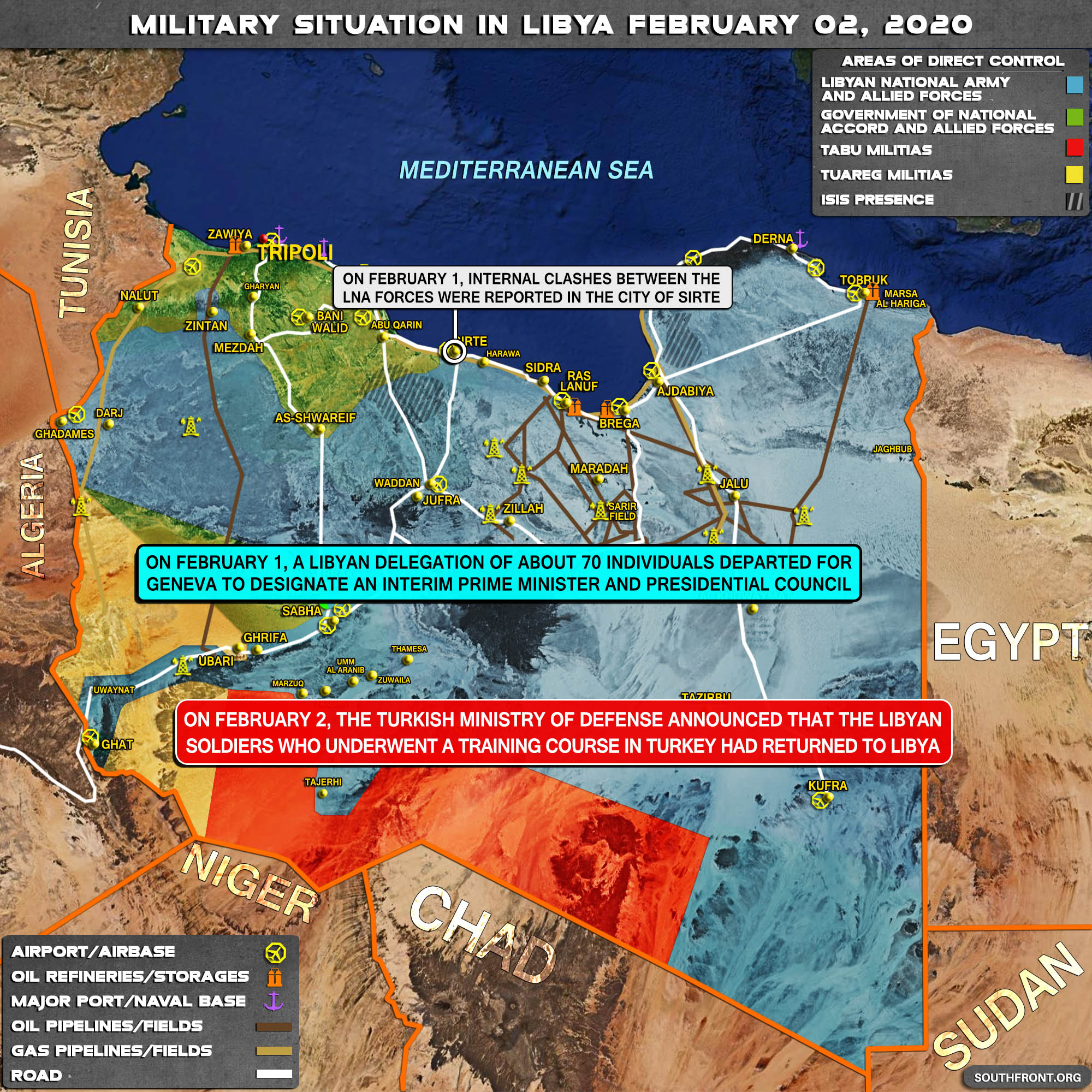 The Complexities And Challenges Of Libyan Peace Process