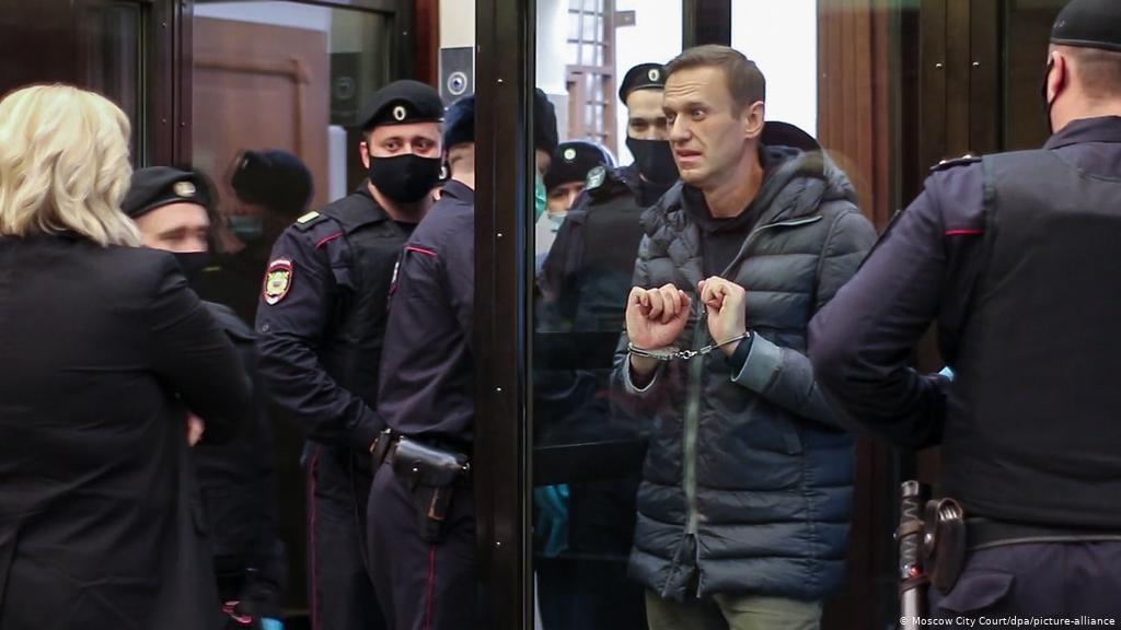 Navalny Back In Court For Slander Against World War Two Veteran