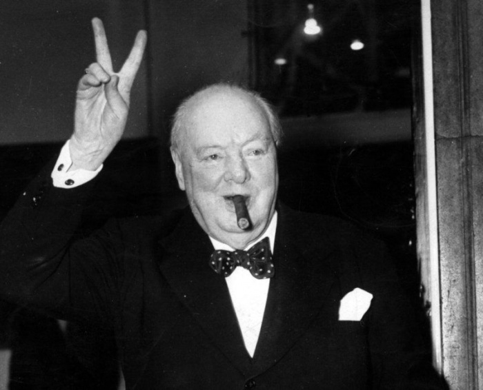 Churchill Labeled 'White Supremacist' By Leading British Scholars
