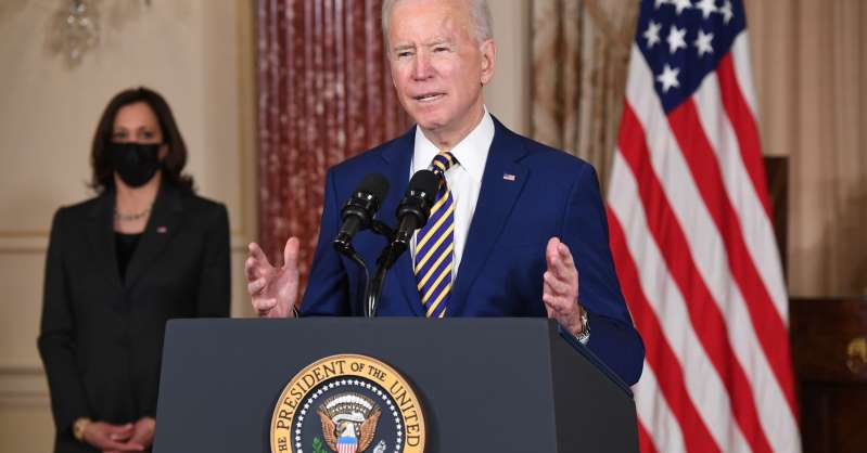 Biden Claims New Sanctions On Russia On The Way, Unless His Neo-Liberal Bro Navalny Is Released