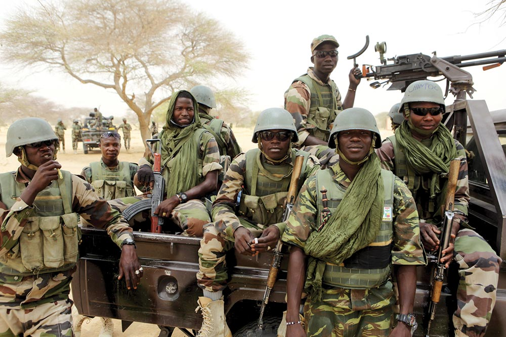 Nigerian Army Claims Significant Success In Operations Against Boko Haram