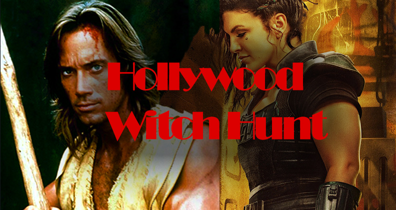 Hollywood Witch Hunt: Hercules & American Gladiator Canceled