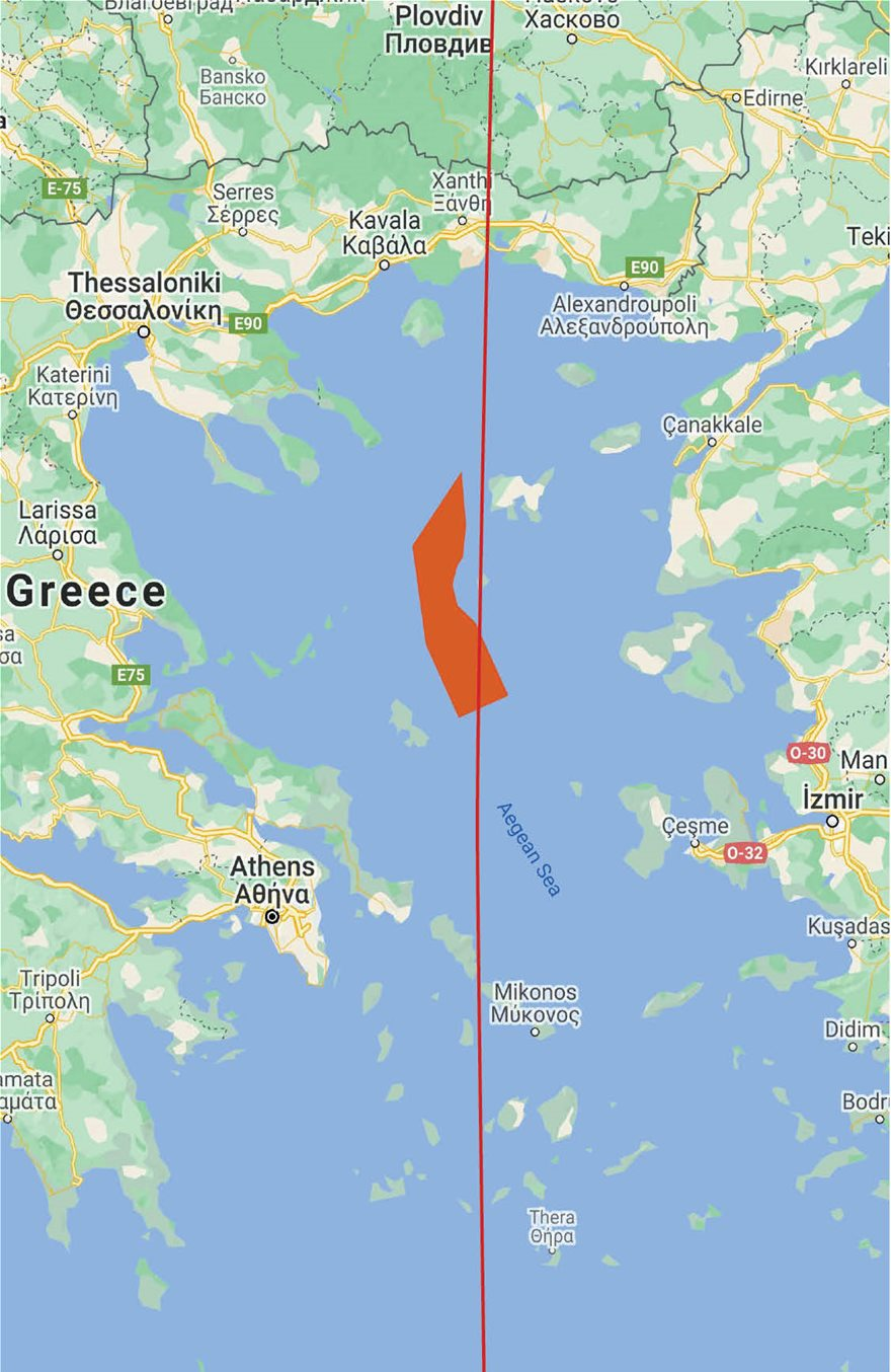 Turkey Claims Its Research Vessel Was Harassed By Greek Fighter Jets While Carrying Out Illegal Survey Work