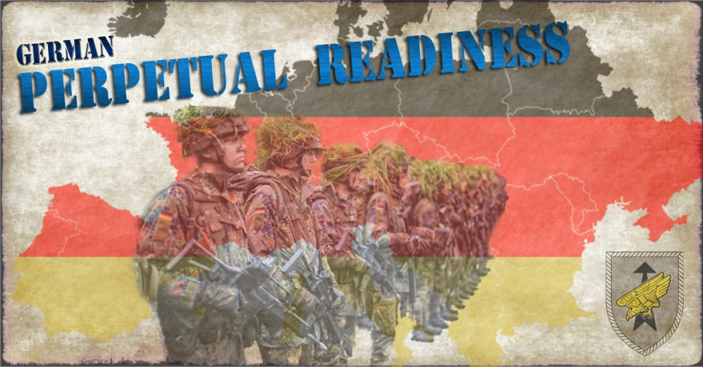 Rapid Reaction Division Of German Ground Forces