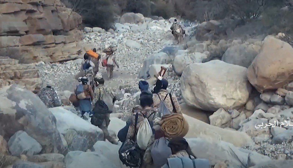 Houthis Release Compilation Of Most Epic Combat Footage From 2020