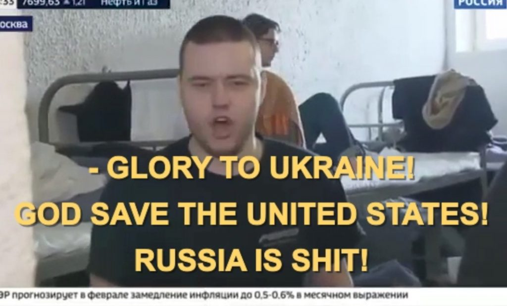 """""""Glory To Ukraine!... Russia Is Shit"""": A Closer Look At Navalny Supporters Detained During Anti-Government Rallies In Russia"""