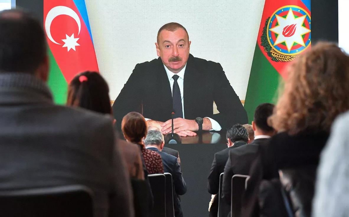 Azerbaijan President Aliyev Mocks Pashinyan, Says Armenia Didn't Use Iskander Missile