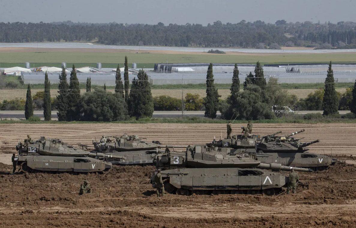 Israeli Tanks Cross Gaza Strip, Shoot At Farmers, ICC Releases Fact Sheet On Israel War Crime Investigation