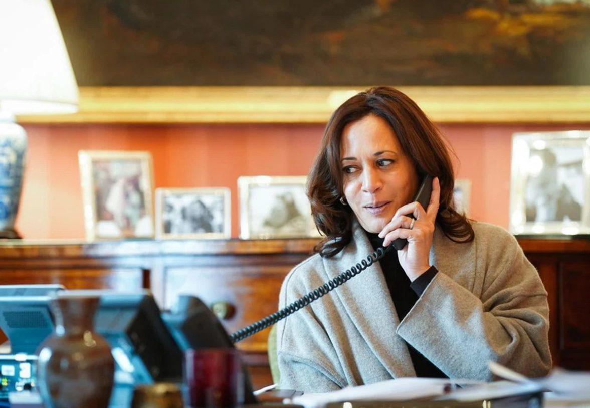 U.S. (Vice) President Kamala Harris Takes Over Foreign Leader Calls