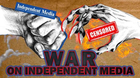 Global Research: Mounting Censorship of Independent Media