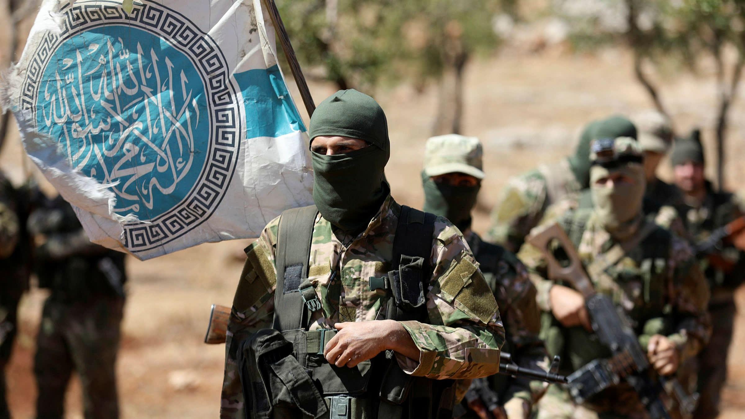 Family Feud: HTS Slams Turkey For Calling It 'Terrorist Group'