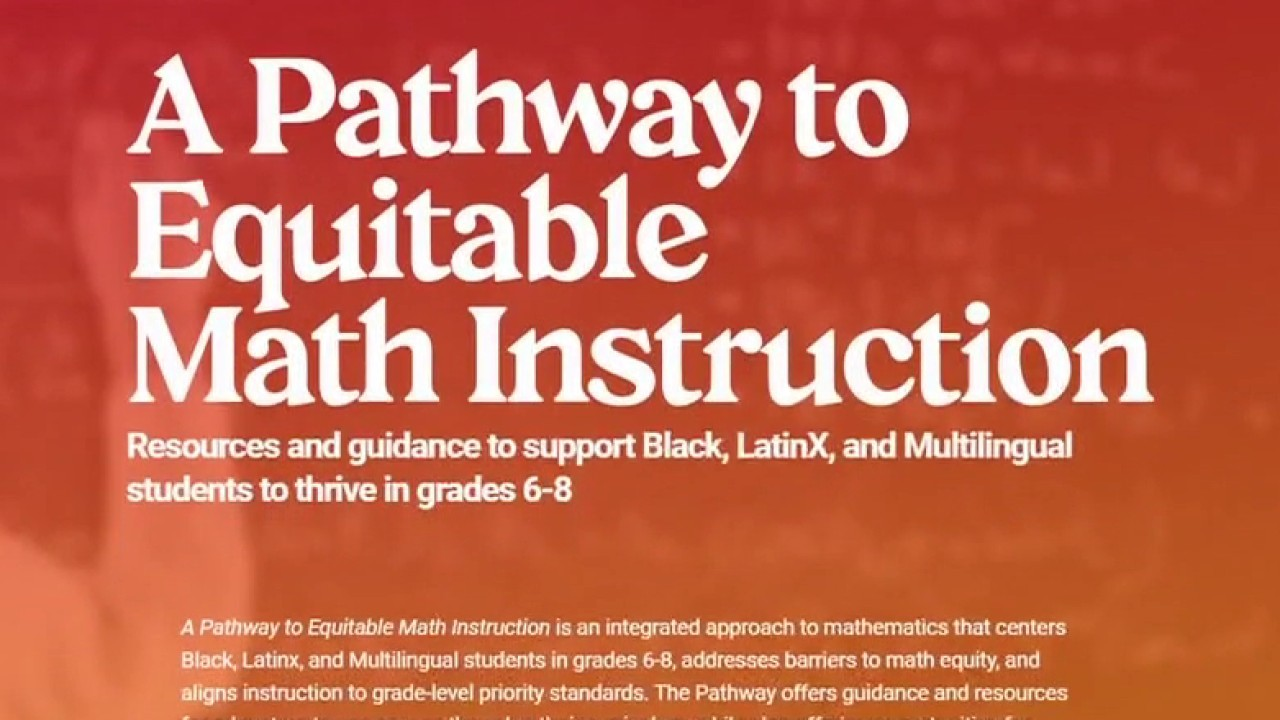 U.S. Non-Profit Claims Math Is Racist In Incredibly Racist Guidebook