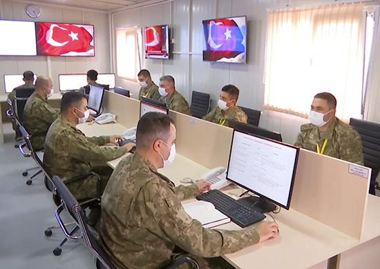 Joint Russian-Turkish Monitoring Center Operates For Nagorno-Karabakh (Map Update)