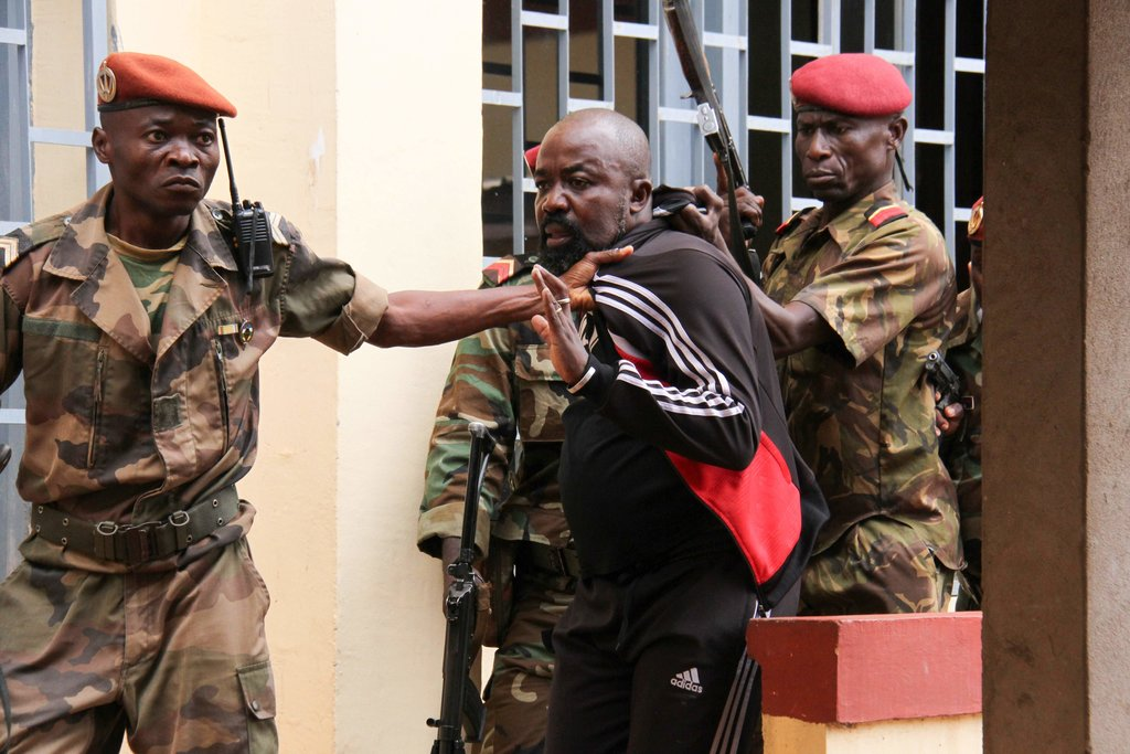 """CAR Man Nicknamed """"Rambo"""" Faces War Crimes Trial In ICC, As Chaos In Central Africa Continues"""