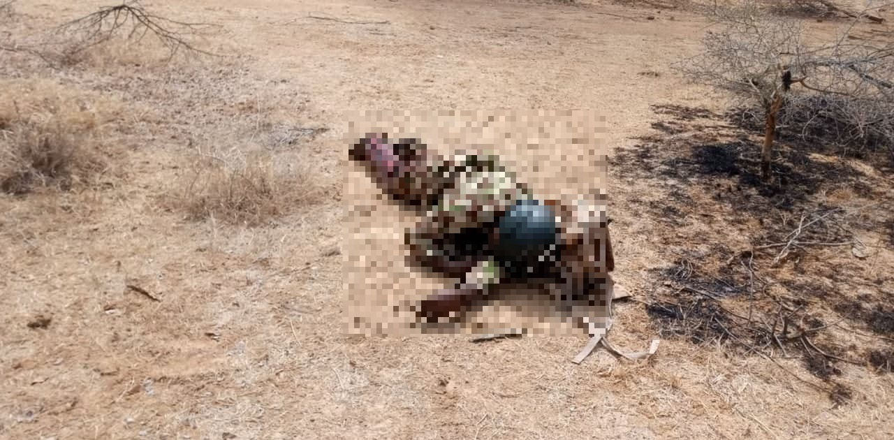 ISIS Shares Photos Of Attack On Nigerian Troops In Borno State