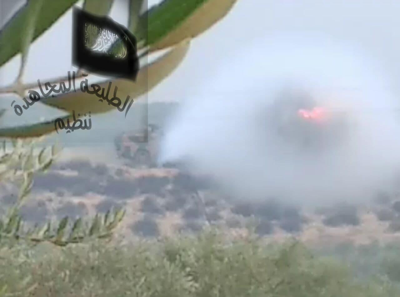 Militants Attack Turkish Patrol In Syria's Greater Idlib (Photos)