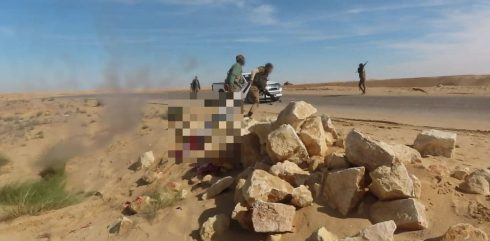 ISIS Releases Photos Of Recent Attack On Pro-Government Tribal Forces In Egypt's Sinai
